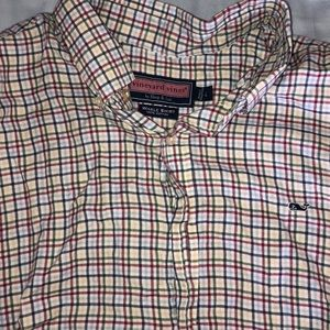 VV Button Up shirt